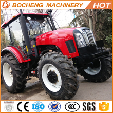 4*4 130hp farm tractors agricultural equipments price