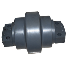 single flange Construction crawler crane excavator rubber track rollers