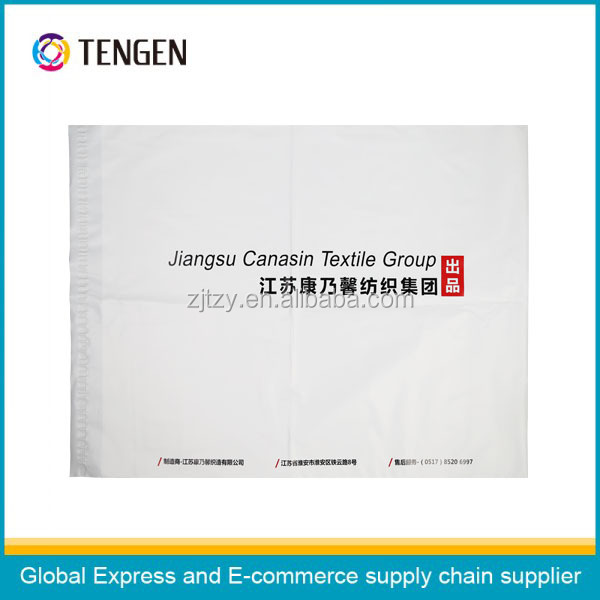 Canasin Group Express Courier Mailing Bag with 100% New PE Material