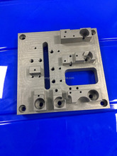 China manufacturer CNC Machined Parts hard anodized Surface finished
