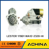 New Design Two-stroke Electronical Motorcycle Starter Motor