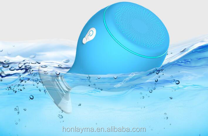 floating speaker for swimming bathing shower outdoor floating led pool bluetooth speaker stereo portable wireless speaker