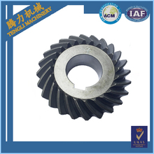Made in China crown wheel and pinion gear bevel gear small
