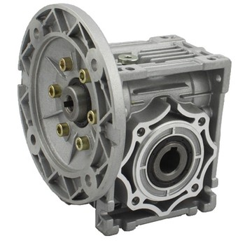 China manufacturer worm Gearbox with Motor for rimowa machine
