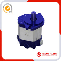 595R harvester screw type hydraulic gear pump factory / constant flow pump