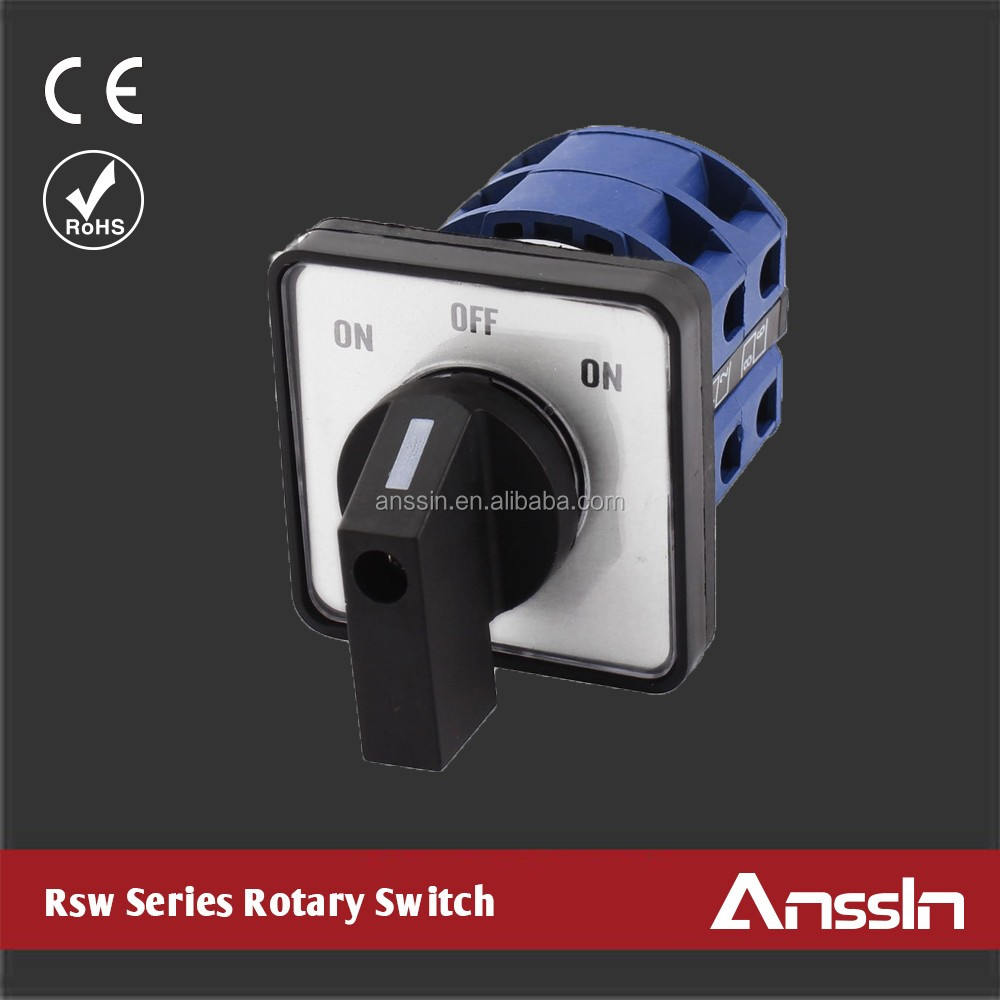 LW26 690V Universal Changeover Rotary Cam Switch