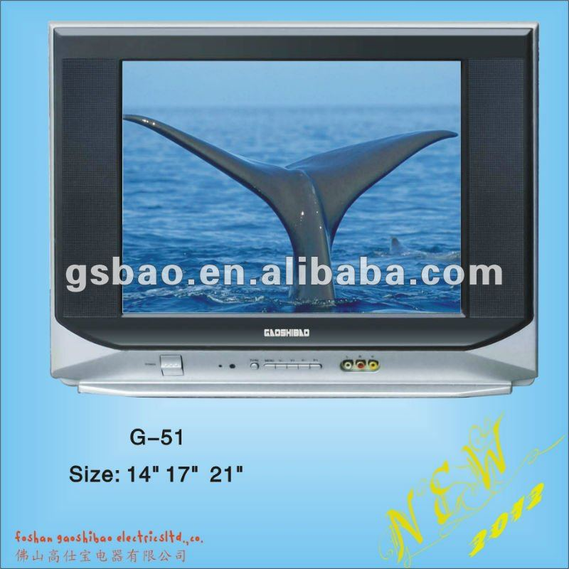 SKD CKD 14inch 17inch 21inch Color crt tv