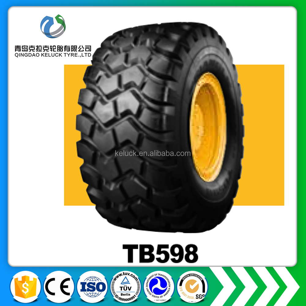 China Supplier Top Quality good price Triangle Articulated Dump Truck Radial OTR tyres TB598 750/65R25 775/65R29 875/65R29