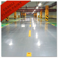 Caboli self leveling epoxy resin cement floor coating