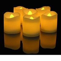 2016 popular LED candles battery operated tea light electric candles flameless candles with remote