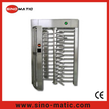 2.0mm thickness 316 stainless steel safety global market full height turnstile