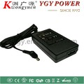 AC/DC Power supply 12v 3.5a 42W desktop adapter with CE certification different size