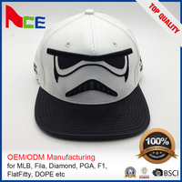 New Product Custom Embroidered Hip-Hop Snapback Hats Wholesale Adjustable Baseball Cap