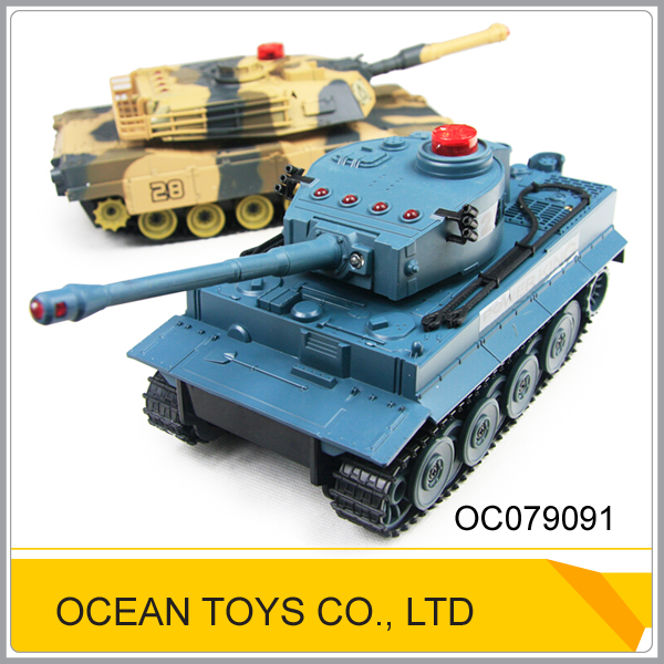 1:32 infrared rc battle tank toy OC079091