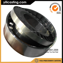 stainless steel vacuum casting turbine drilling blade