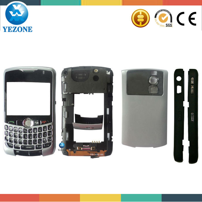 8330 Housing For Blackberry Curve 8330 Full Housing Cover Case Complete