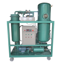 Used Turbine Lube Oil Recycling Machine, Lubricating Oil Refinery Plant, Waste Industrial Oil Reclaim System
