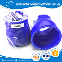 Performance turbo/air intake/charger intake silicone hose(Sizes and colors can be customized)