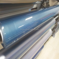 Super Clear Soft PVC Films In Roll