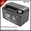6MF7A lead acid motorcycle battery