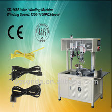 High-Speed Fully automatic Power cable/wire spool winding machine supplier