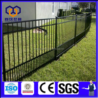 ALUMINUM FENCE / SECURITY & PROTECTION COMMMERCIAL/SCHOOLS/STORAGE UNITS/PLANTS