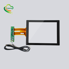 "Wholesale 12.1"" customized waterproof touch screen open frame for industrial device"