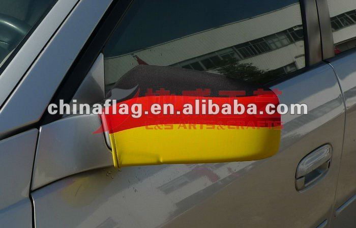 Germany national fabric side mirror covers