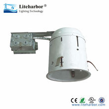 wholesale 5 inch remodel NON-IC led housing Alberta