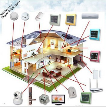 TAIYITO zigbee wireless light control smart home automation,intelligent electric curtain,remote control smart