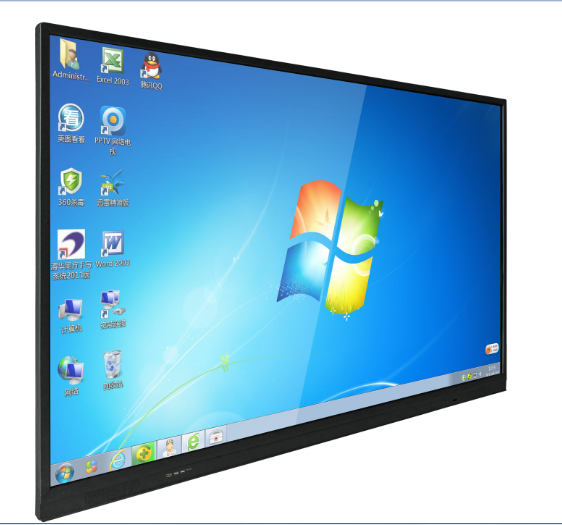 Riotouch 75 inch open frame LED touch screen <strong>monitor</strong> with factory price and PC for optional