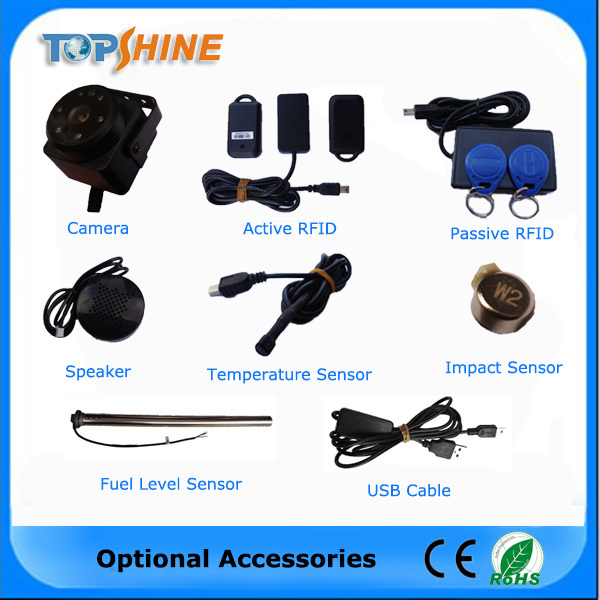 rfid immobilizer anti theft vehicle GPS tracker for remote control car fuel engine