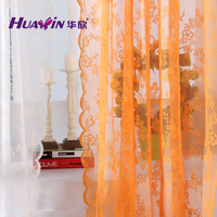lace curtain window screen window balcony bedroom curtain
