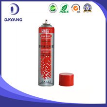 China DaYang GUERQI 616 transparent silicone spray adhesive