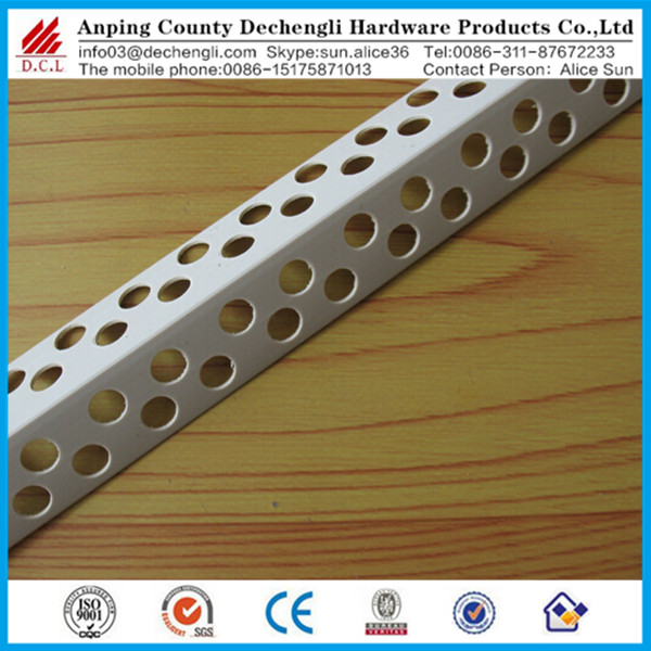 Hot Sale Stucco Drywall Vinyl PVC Corner bead/Corner Guard