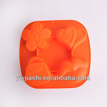 funny silicone cake mold for valentine's day, cake tools , baking mould