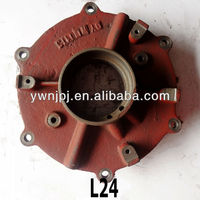 Well finished L24 diesel engine main bearing housing