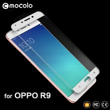 Hot Selling 9H Full Cover Protective Film for Oppo R9&R9 Plus Full Screen Protective Tempered Glass For Oppo