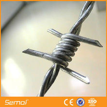 Barbed Wire Price Per Roll/Barbed Wire Roll Price Fence/Barbed Wire Making In China