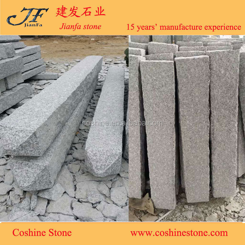 landscape Stone G603 grey ganite outdoor palisade
