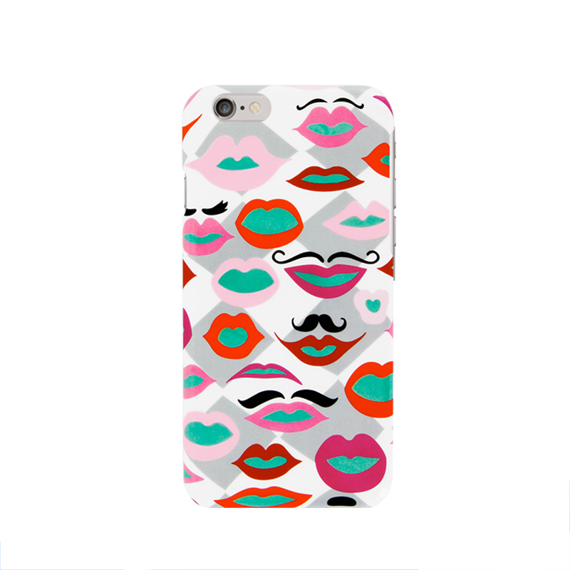 Custom design blanks cover Sublimation printable phone case cover for iphone 6/7