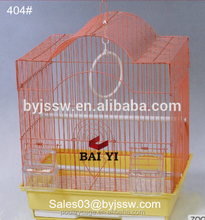 Colorful Foldable And Cheap Cages For Breeding Bird
