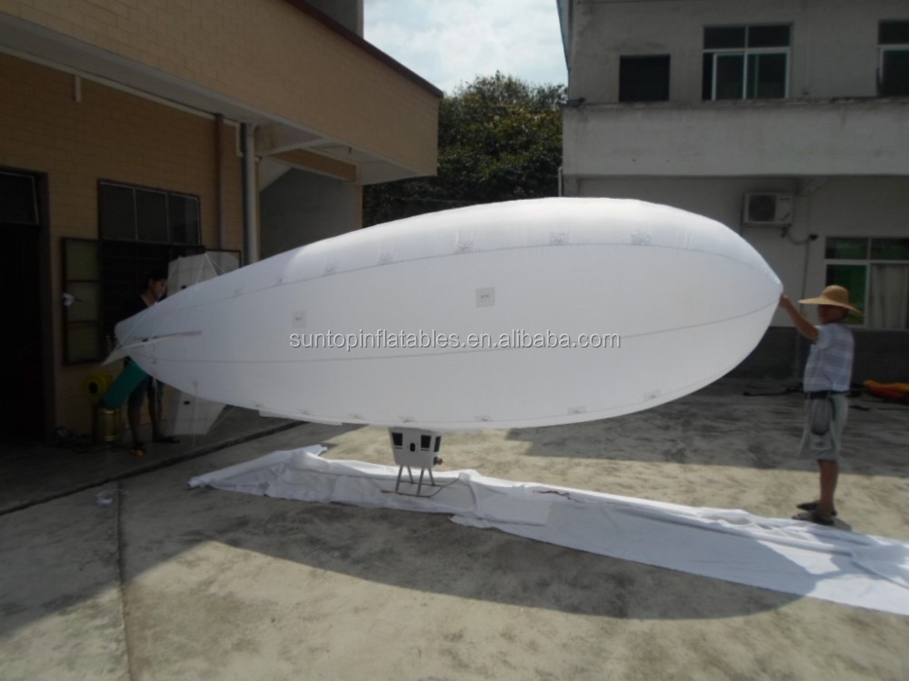 inflatable advertising RC Zeppelin, RC Blimp with best quality