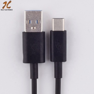 USB Type-C Cable Quick Charger Cable Data Sync Type C For Mobile phone USB Charging Cord 4 cores 3A data wire
