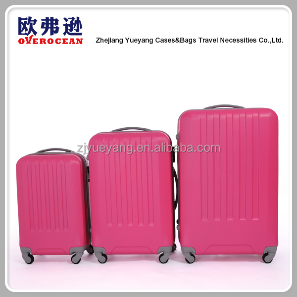 China cheap handle duffle lugage bag travel trolley luggage with wheels