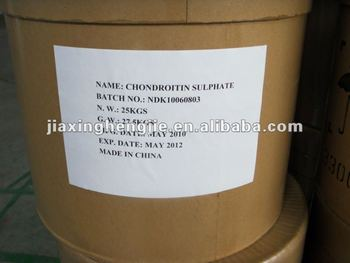 Pharmaceutical intermediate chondroitin sulfate