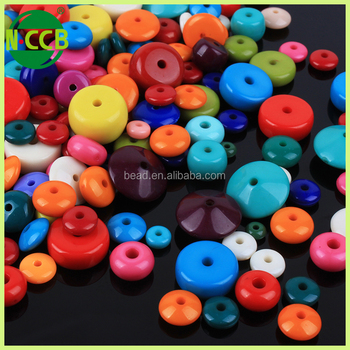 high quality colorful best selling shining beads