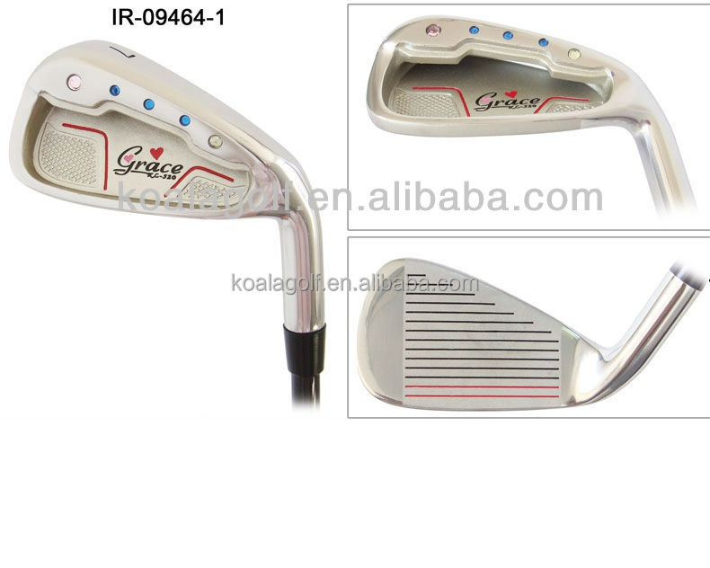 Latest Lady Forged Golf Club Iron Sets, OEM golf iron sets
