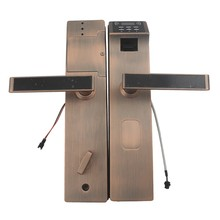 2017 High Quality Electronic RFID card hotel door lock with access control