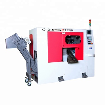 High Quality ISO CE CNC Full Automatic Feeding Hydraulic Industrial Metal Iron Steel Quick Cutting Circular Band Sawing Machine